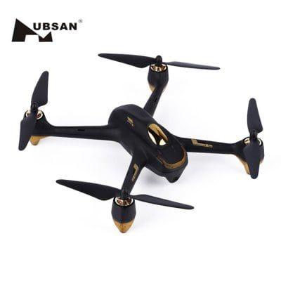 Hubsan H501S - znakomity dron z GPS i kamerą 1080p + FPV