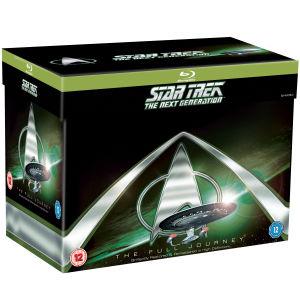Star Trek: The Next Generation Complete (Blu-ray) za ~186zł @ Zaavi