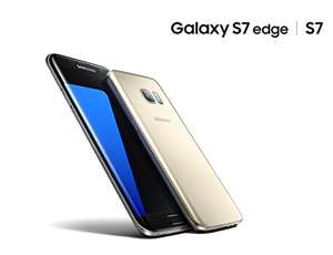 Samsung Galaxy S7 Edge, 32 GB, złoty