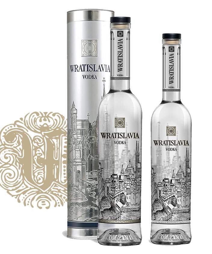 Wódka Wratislavia 0,5 l Tesco -30% 19,59 PLN