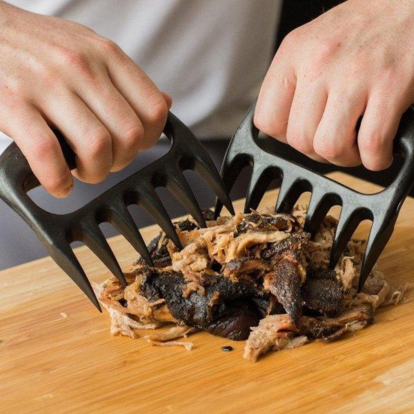 Pazury do szarpania mięsa - Pulled Pork @ Gamiss