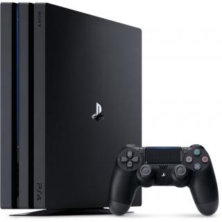 Playstation 4 pro 1tb ekspozycja.