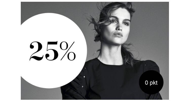 @H&M -25% na jeden wybrany produkt dla członków H&M Club