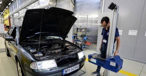 Bezpłatne badania diagnostyczne pojazdów WARSZAWA