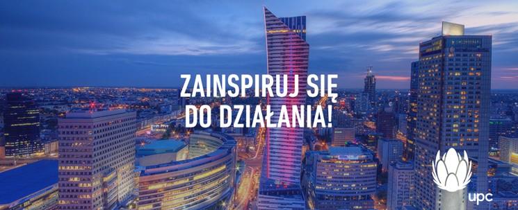 Nowa oferta UPC Polska - nie tylko dla studentów