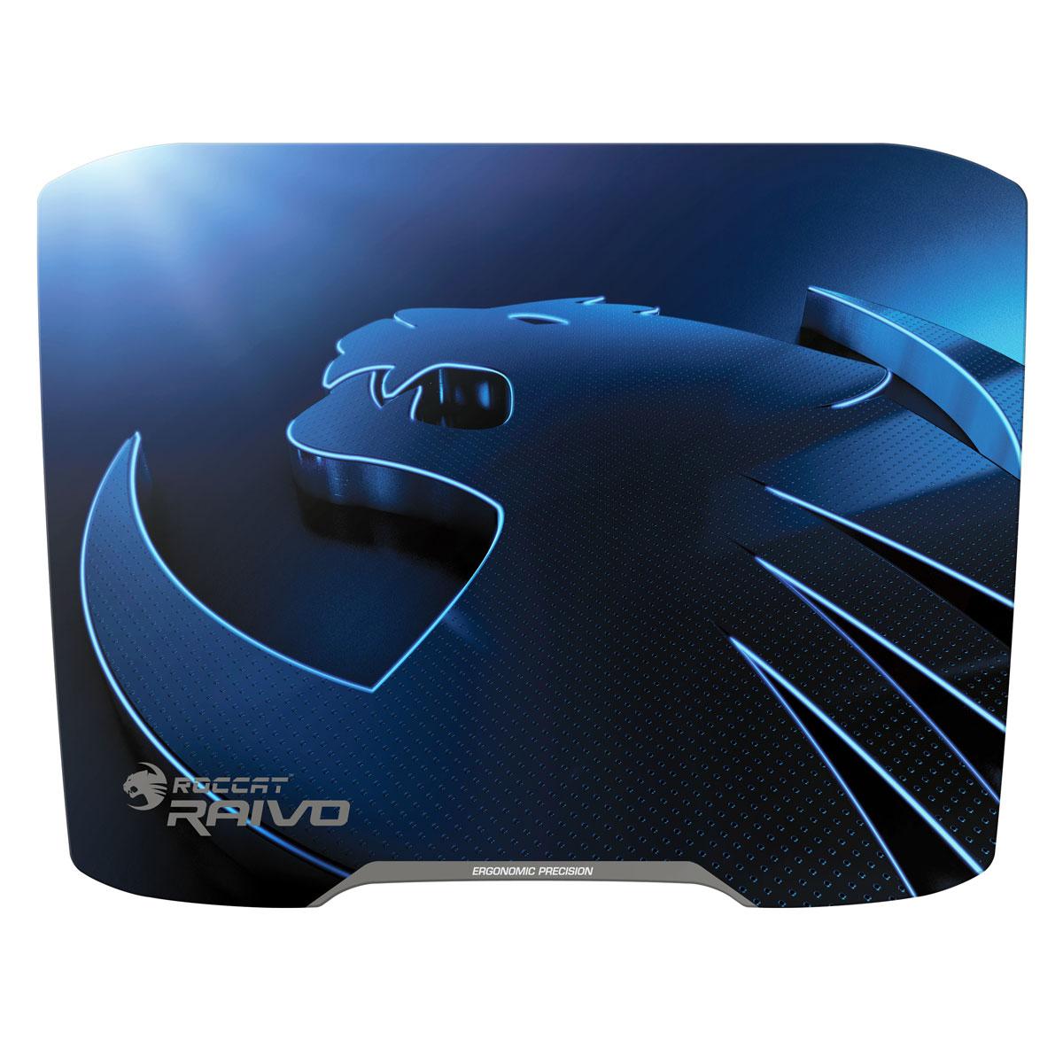 Podkładka pod mysz Roccat Raivo Lightning Blue @RtvEuroAgd