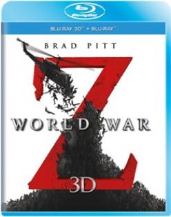 World War Z 3D na Blu-Ray za 67,93zł (możliwe 57,93zł!) @ Ultima