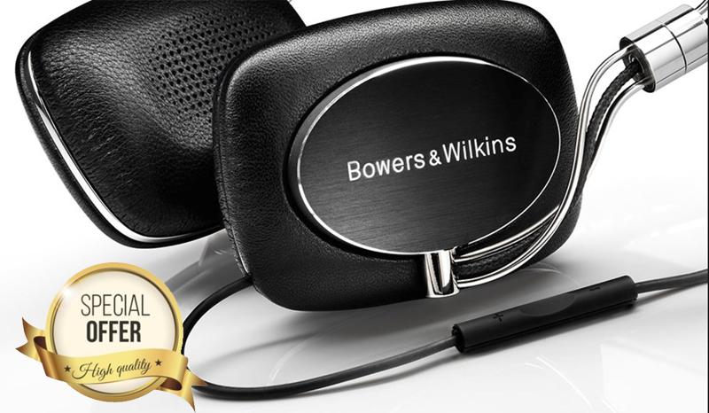 Promocja na słuchawki B&W
