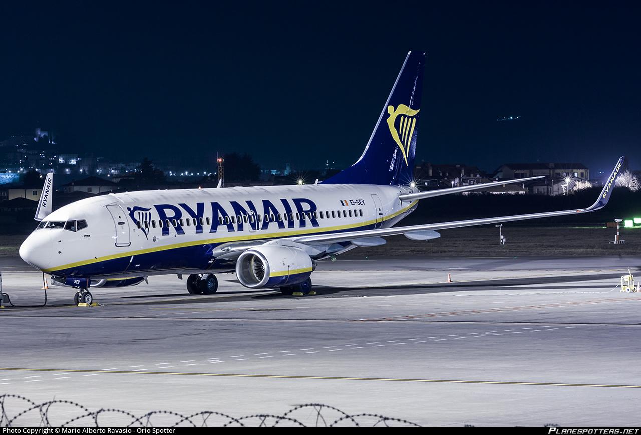 Ryanair Kraków-Gdańsk 39zł październik-styczeń