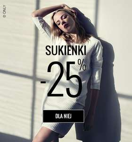 Sukienki z rabatem 25% @ Answear