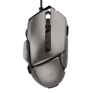 Mysz dla graczy - James Donkey 325RS USB Wired Laser Game Mice with 4 Adjustable 7200DPI 7 Buttons Gaming Mouse For PC Laptop Desktop Souris gamer