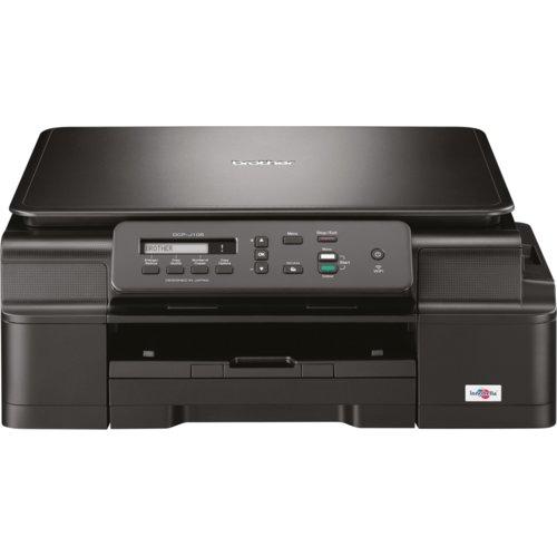 drukarka wielofunkcyjna atramentowa brother dcp-j105 wifi