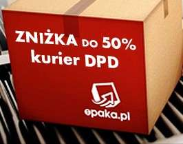 Kurier DPD do 50% taniej @ Epaka