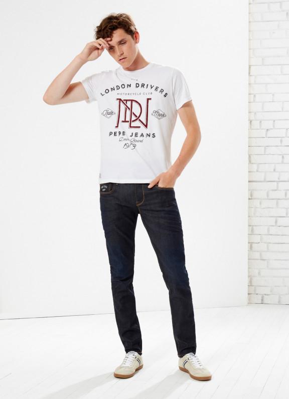 -60% na letnią kolekcję (damskie dżinsy od 128zł, męskie od 144zł) + dostawa gratis @ Pepe Jeans