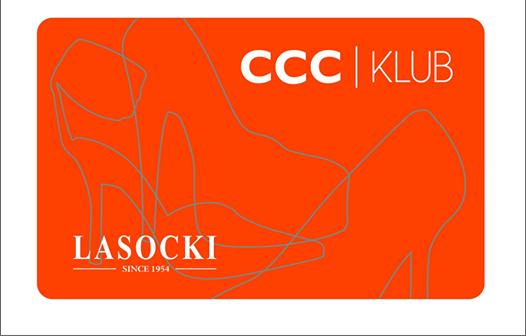 20% RABATU dla klubowiczów @ CCC