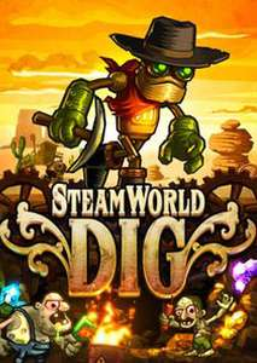 SteamWorld DIG za darmo @ Origin