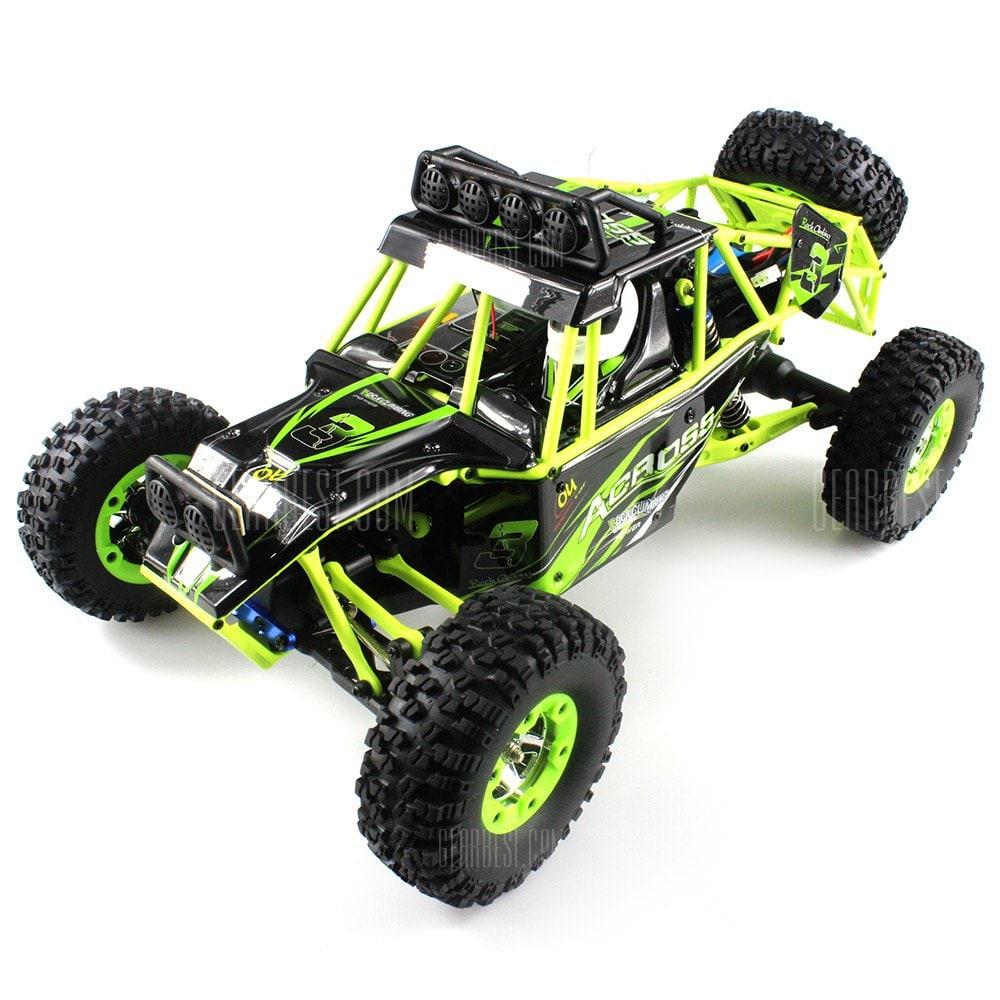 [Aktualizacja] Samochód RC WLToys 12428, $53,99 @GearBest