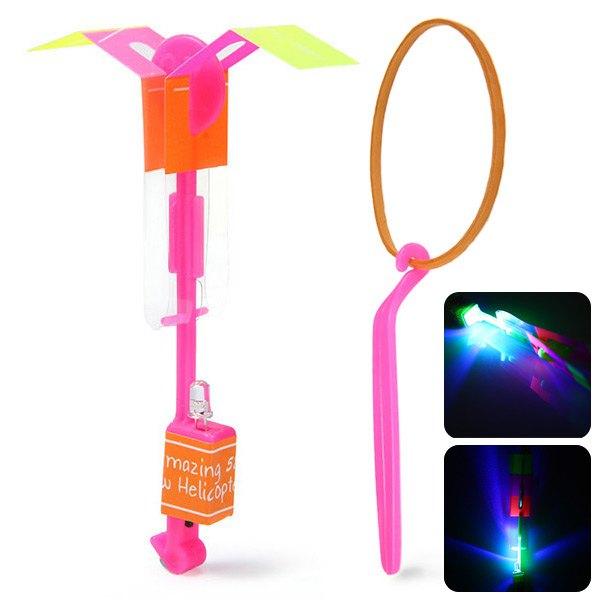 Zabawka Arrow Helicopter LED - świecący wiatrak za ~4 grosze z dostawą @ Yoshop