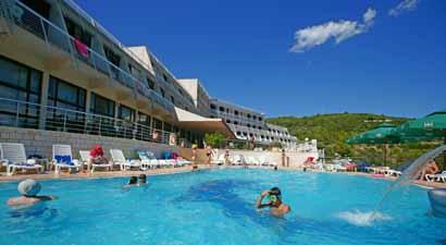 Chorwacja, 3* hotel z all inclusive light od 957 zł