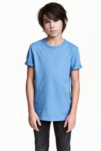 Chłopięcy t-shirt za 11,12zł (4 kolory) + dostawa gratis @ H&M