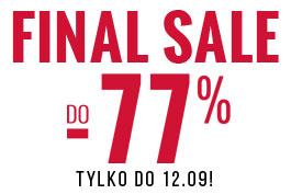 Final sale do -77% w ANSWEAR.com