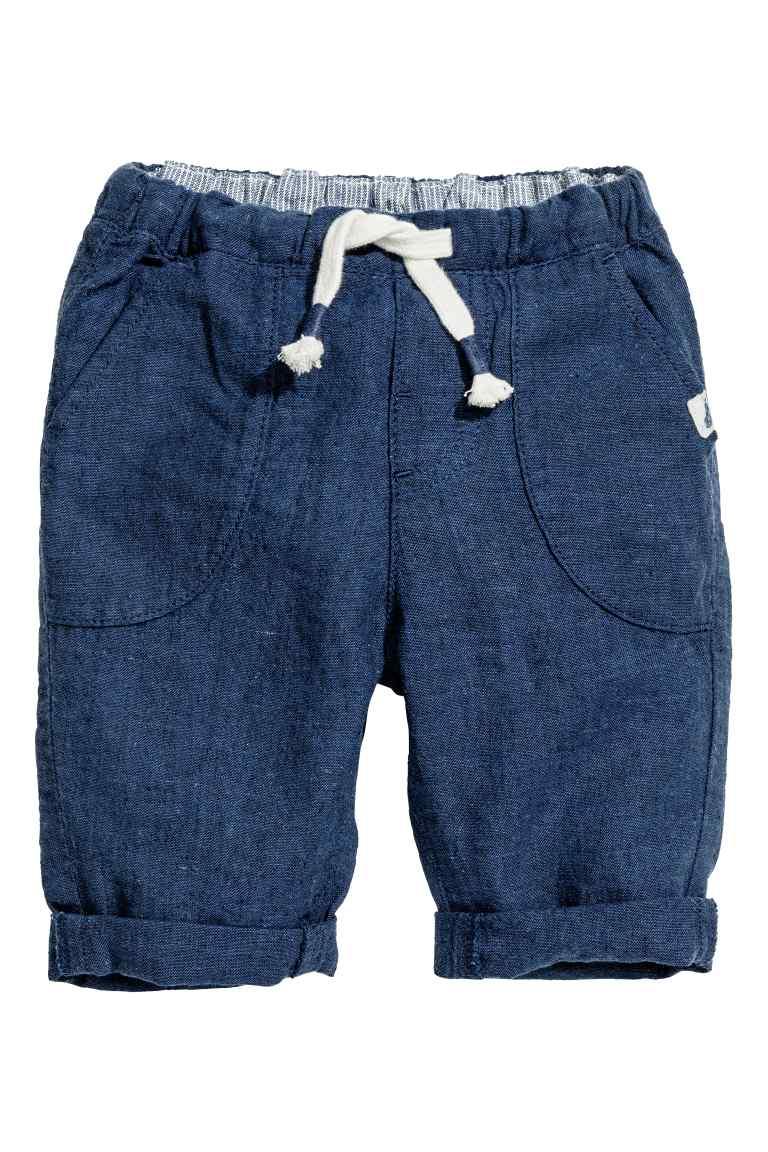 Dziecięce spodnie za 22,32zł (2 kolory) + dostawa gratis @ H&M