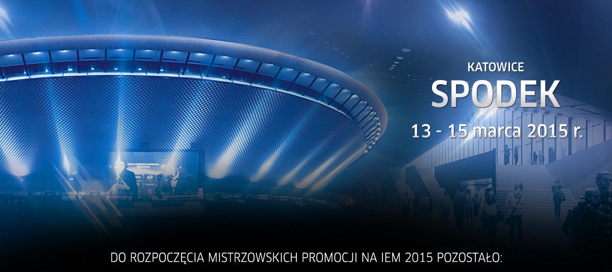 Promocje na Intel Extreme Masters (np.: dysk SSD 128GB Crucial -> 209zł)  @ X-kom