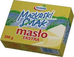 Masło Mazurski Smak za 2,99zł @ Carrefour
