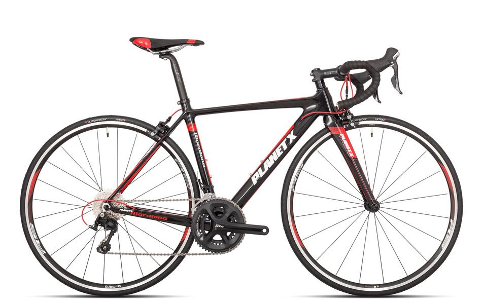 Rower szosowy Planet X Maratona Shimano 105 5800