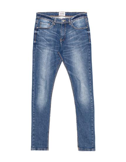 Męskie dżinsy za 34,90zł + opcja darmowej dostawy @ Pull&Bear
