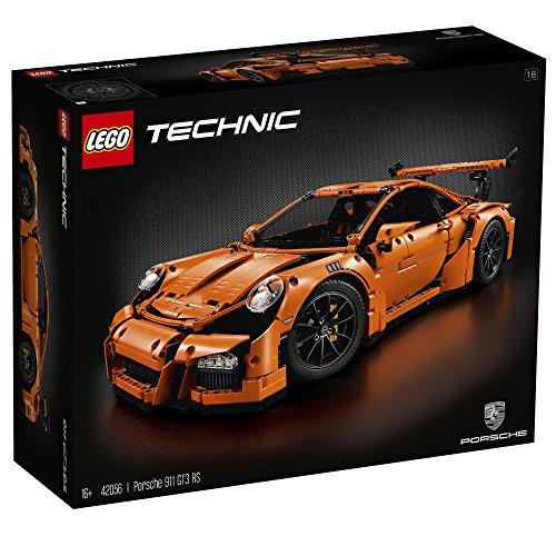 Lego technic porsche gt3 42056 - amazon.co.uk - 170funciaków