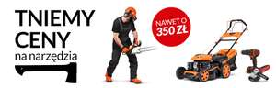 Obniżka cena na narzędzia ogrodowe @oleole.pl