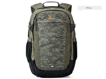 "Plecak Lowepro RidgeLine 250 AW | 24 L (dwa kolory, ""mica"" lub niebieski) @ ibood"
