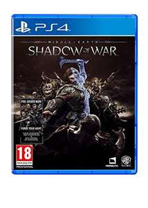 Middle-earth: Shadow of War (PS4) (XBOX ONE)