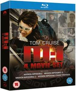 Mission Impossible 1-4 [Blu-ray] @ Zoom