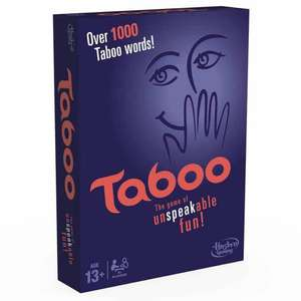 Taboo gra planszowa Tesco