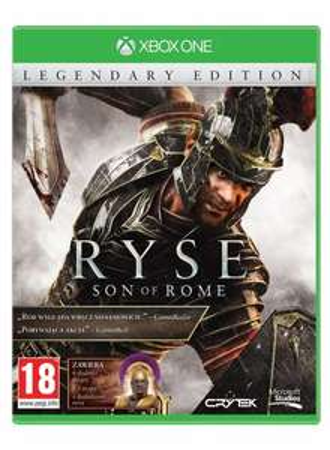 Ryse: Son of Rome - Legendary Edition za 68zł (możliwe 58zł!) @ Allegro (Microsoft)