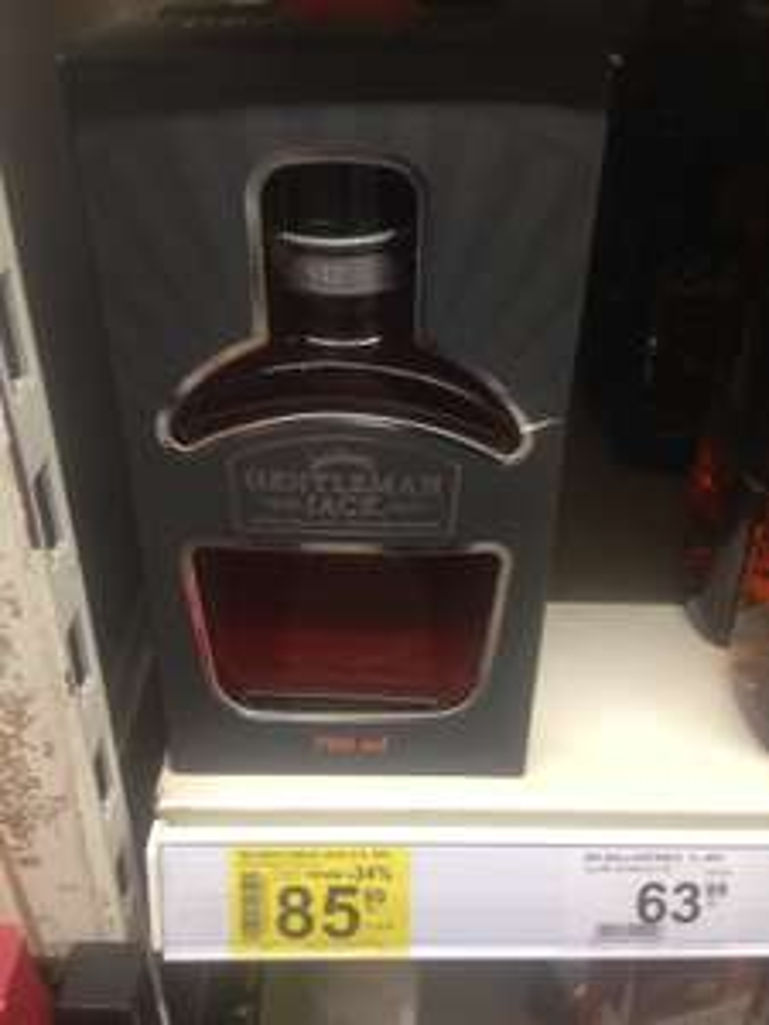 Whisky Jack Daniel's Gentleman 0.7L @Carrefour