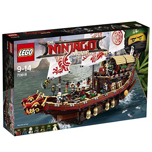 LEGO Ninjago Movie 70618 - Perła Przeznaczenia - Amazon