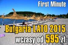 Lato 2015 First Minute, nawet 500 zł rabatu na osobę @ Biuro Podróży Intertour