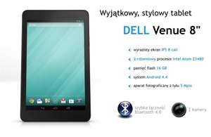 "tablet DELL Venue 8"" 3840 (8"" IPS 