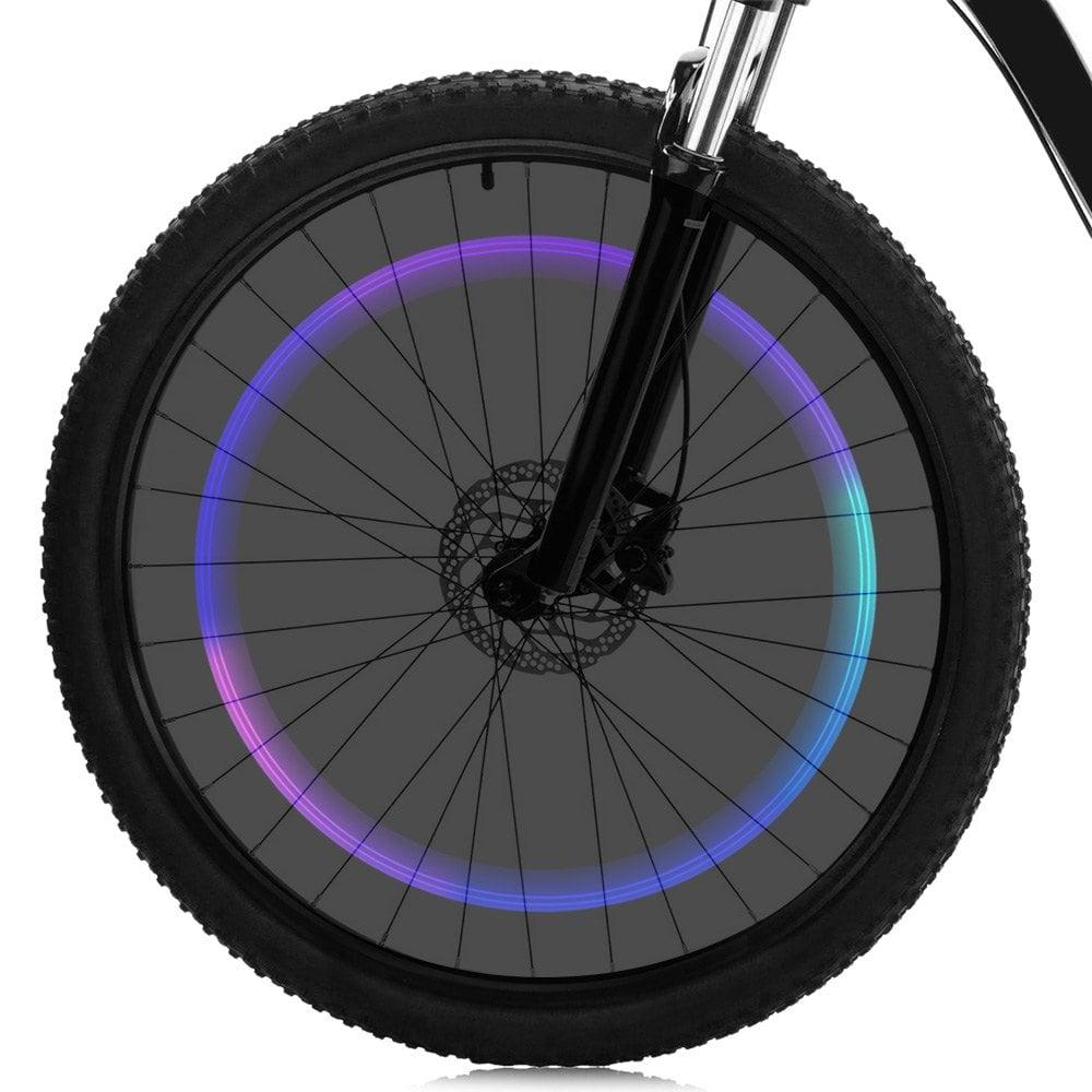 Świecący wentyl rowerowy za 0,10$ z darmową dostawą @ Dresslily