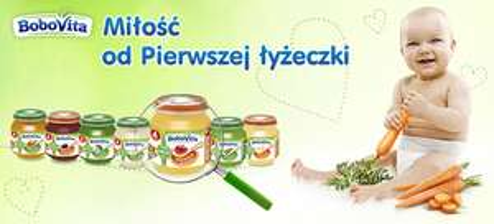 Poradnik żywienia i próbki za darmo @ bobovita.pl