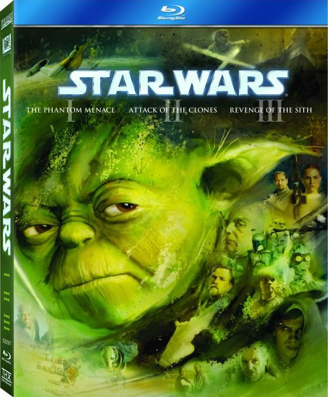 Gwiezdne Wojny Trylogia (I-III oraz IV-VI) na Blu-Ray po 129,90zł  @ Ultima.pl