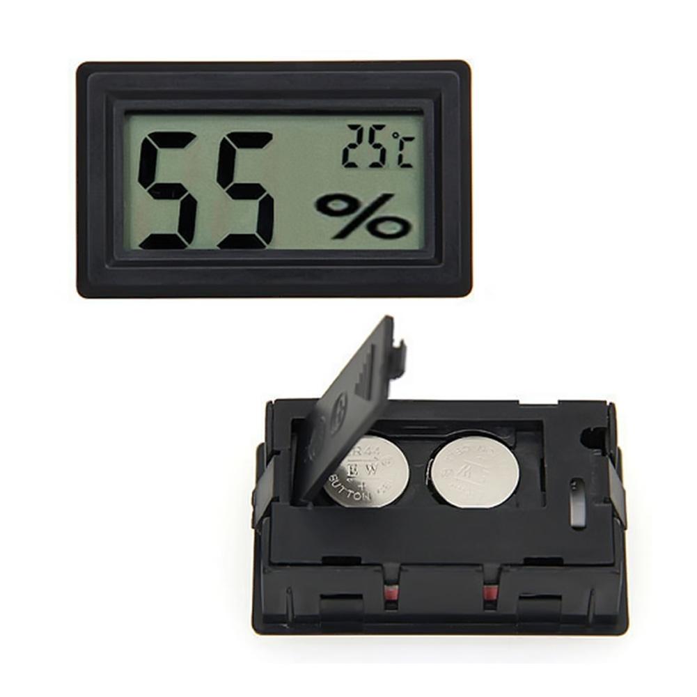 Termometr z higrometrem za ok. 4zł (maks. 2szt.) @ Gearbest