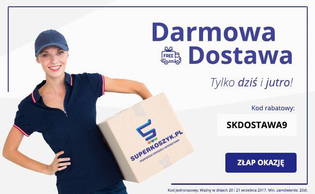 Darmowa dostawa i Duck Fresh Disks 1+1 gratis @superkoszyk