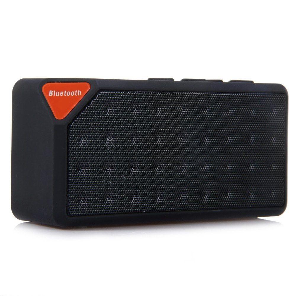 Przenośny głośnik bluetooth za 21,83zł [Light in the box]