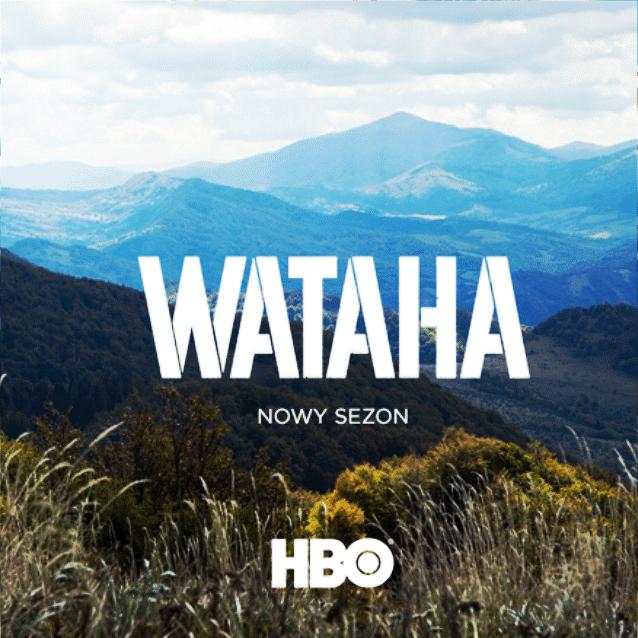 HBO odkodowany weekend 14-15 października 2017r. Akcja promocyjna WATAHA II.