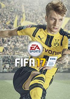 FIFA 17 taniej na PC za ~36 zł w @cdkeys