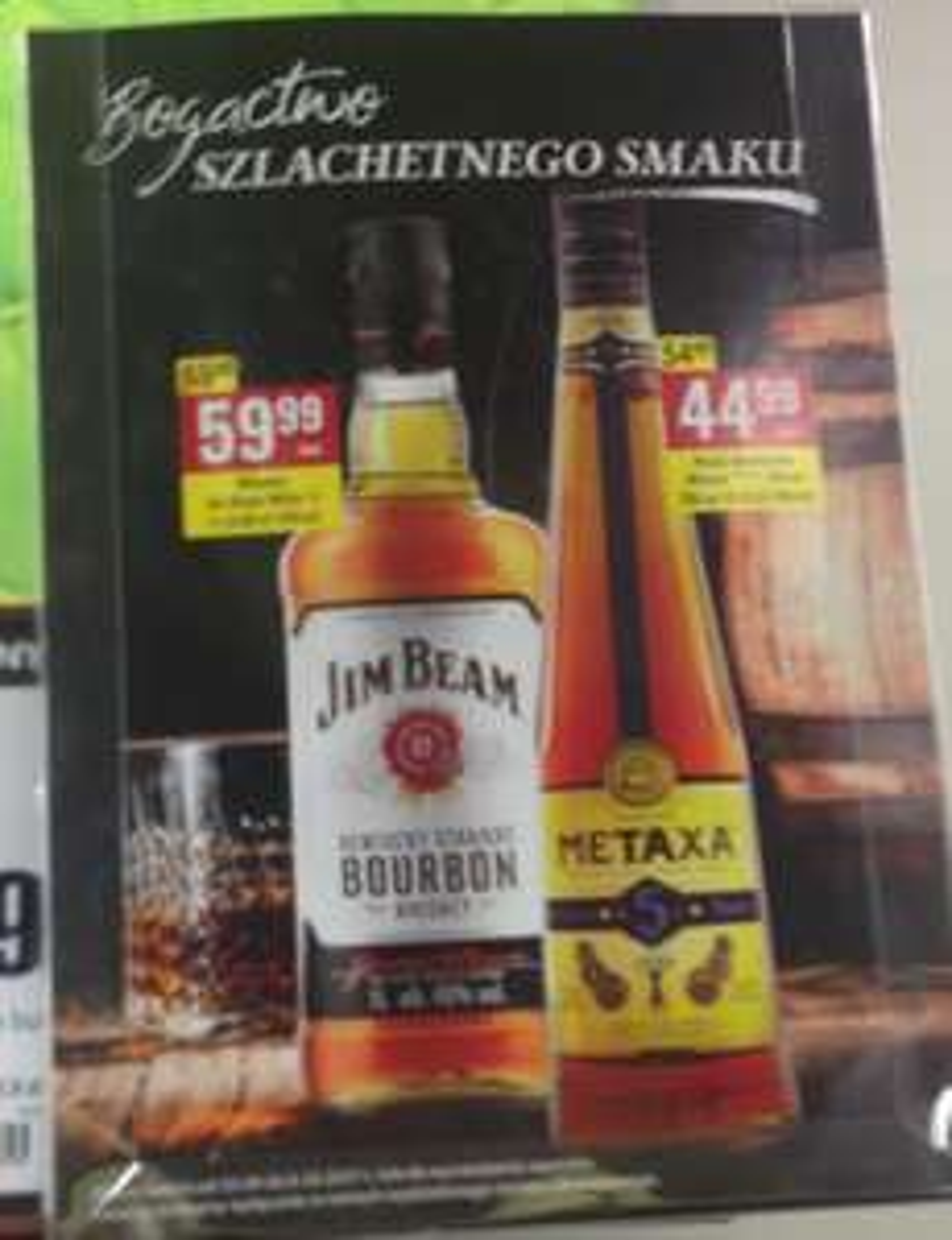 Nowe promocje na alkohole @Biedronka